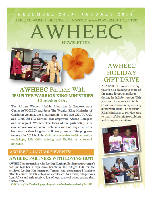 AWHEEC Newsletter